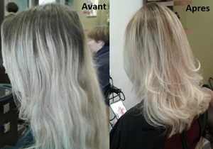 Stage effet couleur
